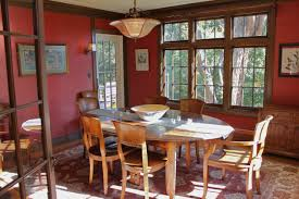 Red Dining Room Table Vintage Wallpaper For Dining Room Video And Photos
