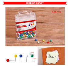 Map Pins Sale Good Quality Color Map Pins Buy Round Head Push Pin