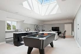 Fully Equipped Game Room Ideas - Family game room decorating ideas