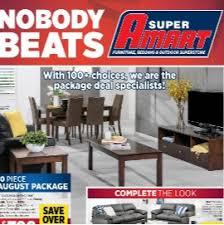 Amart Bunk Beds by Super A Mart Catalogue U0026 Weekly Specials