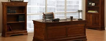 real wood office desk lloyd s solid wood office furniture gallery schomberg