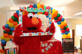 elmo birthday party elmo s world birthday party ideas photo 2 of 14 catch my party