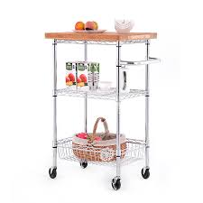 shop kitchen islands carts at lowes com style selections kitchen cart