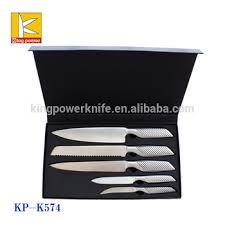 professional kitchen knives set quality stainless steel kitchen knife set in gift package