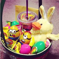 painted easter baskets easter basket ideas minion easter eggs diy easter craft ideas
