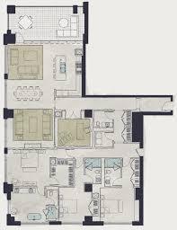 Walton House Floor Plan