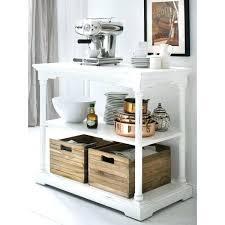 photo cuisine blanche desserte cuisine blanche ilot desserte cuisine stunning stunning