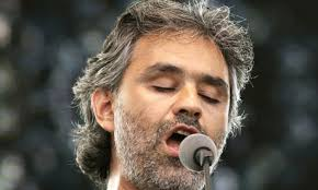 Opera Singer Blind Bocelli Climbing The Ladder Of Inference With Andrea Bocelli Rossina Gil