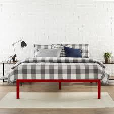 stunning platform metal bed frame bedroom ideas and inspirations