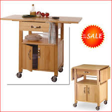 rolling kitchen islands wood rolling kitchen island storage drop leaf cabinet cart utensil