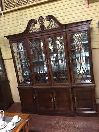 Bernhardt Armoire Bernhardt China Cabinet 76x16x80 Consignment Furniture Depot