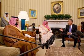 washington obama holds white house talks with leaders from saudi