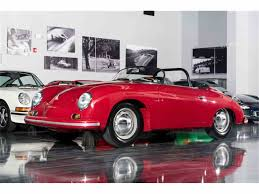 classic porsche speedster for sale on classiccars com 41 available