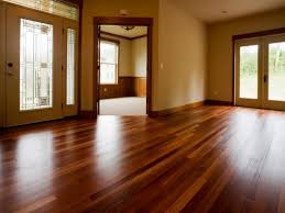 washing hardwood floors review