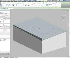 Cad Technician Solved Slope On Roof Created On Mass Face Autodesk Community