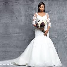 mariage africain aliexpress acheter de luxe appliques perlée robes de mariage