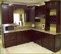 painting kitchen cabinets dark brown home design ideas