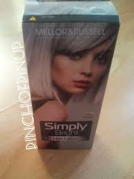 best box hair color for gray hair bargain buys mellor russell cool silver hair dye review a