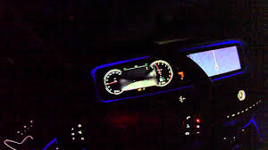 2014 S550 Interior 2014 Mercedes Benz S550 At Night Youtube