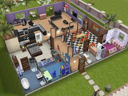 sims freeplay house plans ideas escortsea