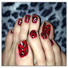 black and white toe nail art mailevel net