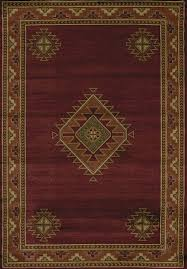 Burgundy Area Rugs Weavers Genesis 530 52834 Laramie Burgundy Area Rug