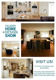 calgary home and interior design show news ant contracting