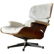 Charles Eames Lounge Chair White Design Ideas White Leather Lounge Chair Design Hogansofhale