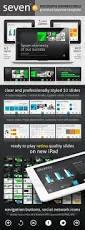 5 flat design powerpoint and keynote templates werk pinterest