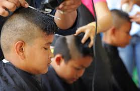 shear defiance thai students rebel against mandatory haircuts wsj