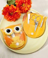 manicure set favors owl design manicure set favors manicure set manicure and favors
