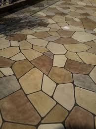 Decorative Concrete Kingdom 12 Best Grand Flagstone Concrete Makeover Images On Pinterest