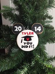 personalized graduation ornament 242 best celebrate simply images on disney christmas