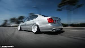 stanced lexus gs300 stanced dumped bagged lexus gs300 3 dakos3