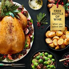 christmas dinner order online food to order cakes lunches party foods online m s
