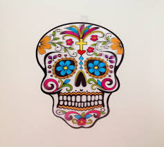 Sugar Skull Wall Decor