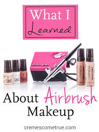 tips and tricks for airbrush makeup