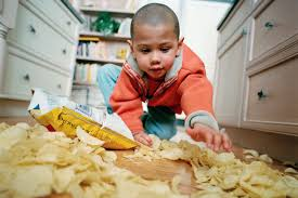 Hit The Floor Here We Is Boy - the truth behind the five second rule revealed