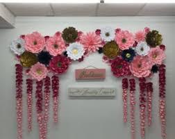 wedding backdrop flower wall flower backdrop etsy