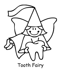 39 tooth fairy coloring pages national tooth fairy