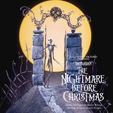 walt disney records the nightmare before christmas original