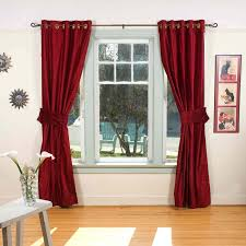 Maroon Curtains For Living Room Ideas Cool Maroon Curtains For Living Room Decorating With Curtains