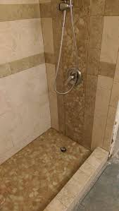 How To Clean Bathroom Floor by How To Clean Grout Off Glass Mosaic Tiles Tips To Choose Mosaic