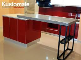 Island Kitchen Cabinet Kustomate Cabinet Industry Kitchen Cabinets U0026 Wardrobe Closet Expert