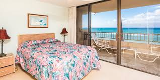 Maui 2 Bedroom Suites Oceanfront Vacation Condos Paki Maui Castle Resorts