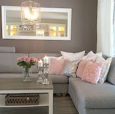 Living Room Gray Lofty Living Room Design With Grey Sofa 69 Fabulous Gray Designs