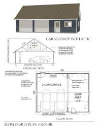 16 40 floor plans legacy h 16 40 6 marvellous inspiration lofted two car garage with shop and attic truss roof plan 1200 4r 40 x 30