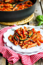 Roasted Vegetable Recipes by Roasted Zucchini U0026 Eggplant Puttanesca Pasta The Pioneer Woman