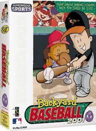 Backyard Baseball Ds Backyard Baseball 2001 Game Giant Bomb