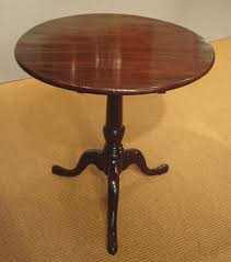 antique tilt top table georgian tripod table antique mahogany tilt top table l table